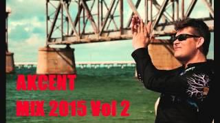 Akcent - Mix Przebojów Vol 2 (Mix 2015)