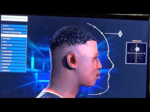NBA 2K15 How To Make ILMANE D'IOP Full Creation In Description Below