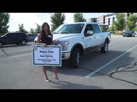 PCH Sweepstakes Winner: Megan Palet From Wauwatosa, WI Wins 2020 Ford F150 XL!
