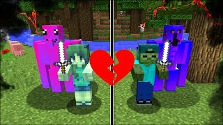 Minecraft BOY GOLEM BATTLE VS GIRL GOLEM BATTLE !! FIND OUT WHO IS THE STRONGEST !! Minecraft Mods