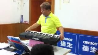歌唱之咽音教學