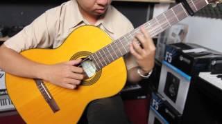 Takamine D30 Classical Guitar - Bí mật người ra đi