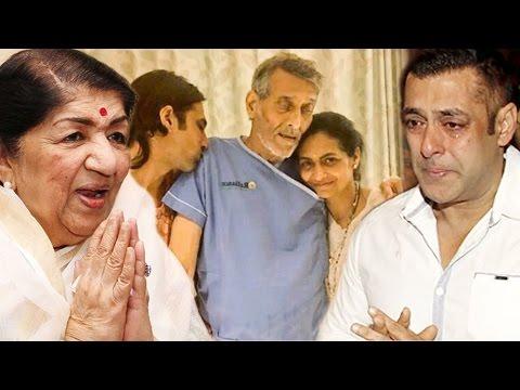 Lata Mangeshkar Pray For Vinod Khanna's Recovery, Salman Khan Real Life Dayavan
