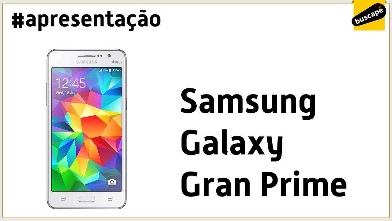 996422ca5 Samsung Galaxy Gran Prime SM-G531 - Apresentação - YouTube
