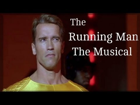 The Running Man/Hunger Games MUSICAL SPECTACULAR
