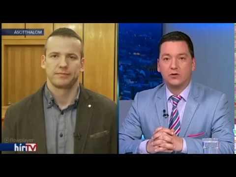 Toroczkai László a Hír TV Magyarország élőben c. műsorában (2017.01.26.)