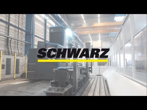 Mechanik Und Stahlbau - Messefilm Schwarz Systems