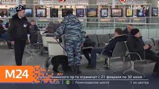 """Московский патруль"": юбилей ОВД на транспорте - Москва 24"