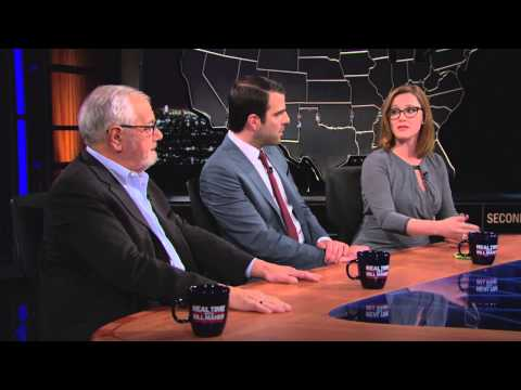 Real Time with Bill Maher: Barney Frank on Dodd-Frank (HBO)