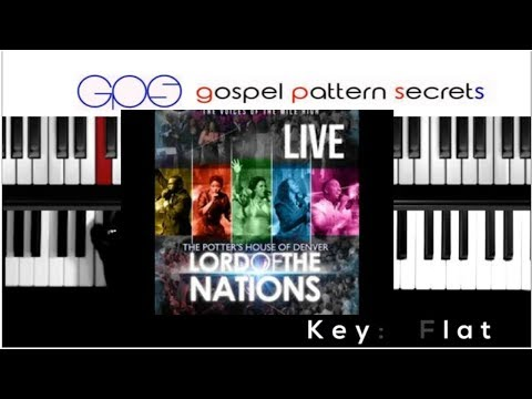 The Best Days of Our Life (Piano Tutorial) Potters House Denver