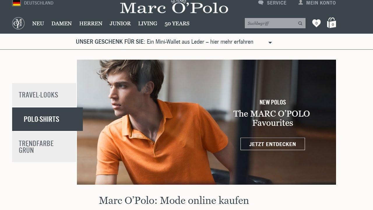 wholesale dealer abdf5 6844a Marc O'Polo: Mode online kaufen | Kassenzone