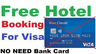 Free Online Hotel Reservations for Visa Application 2020 || No Need Bank Card 2020 screenshot 3