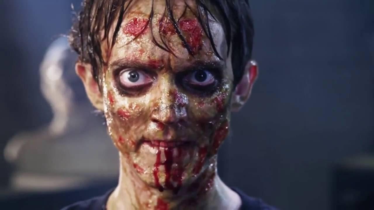 Tuto maquillage halloween proth se d composition zombie - Tuto maquillage zombie ...