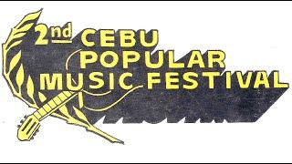 2nd Cebu Popular Music Festival - 1982