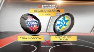 #GameON trailer: CSKA Moscow-Maccabi FOX Tel Aviv