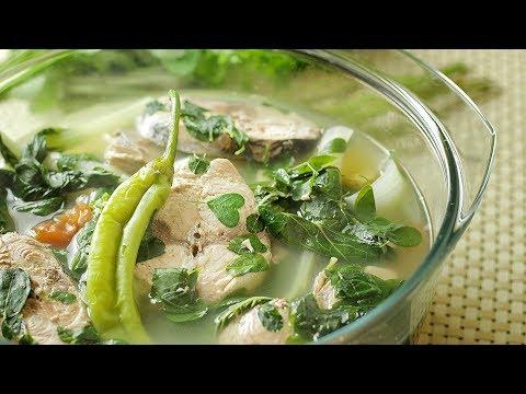 Tinolang Isda | Filipino Fish Stew - LittleChef 🎧