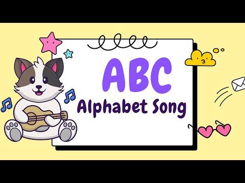 Alphabet Song Abcdefghijklmnopqrstuvwxyz Youtube