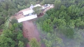 redwood rd napa ca mudslide 2 8 17