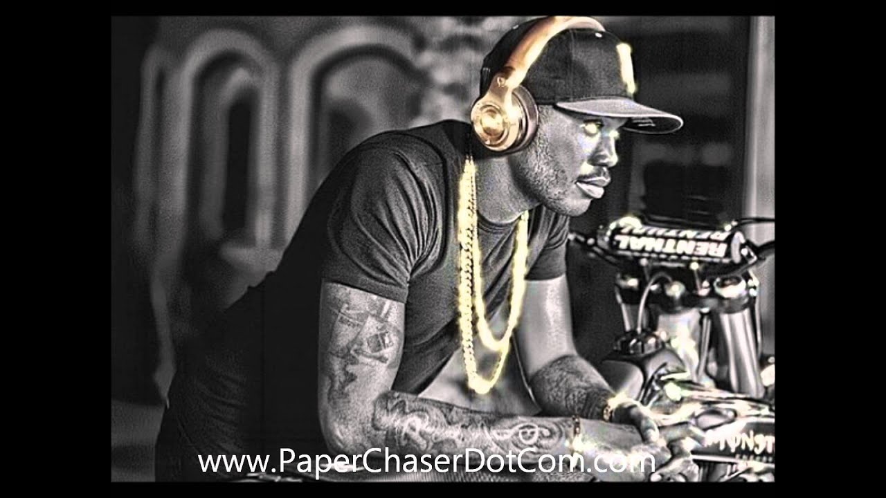 Meek Mill - 0 To 100/The Catch Up (Remix) Louie V Gutta Diss (New CDQ Dirty NO DJ)