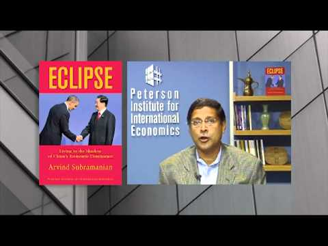 PIIE Minute: Eclipse: Living in the Shadow of China's Economic Dominance.