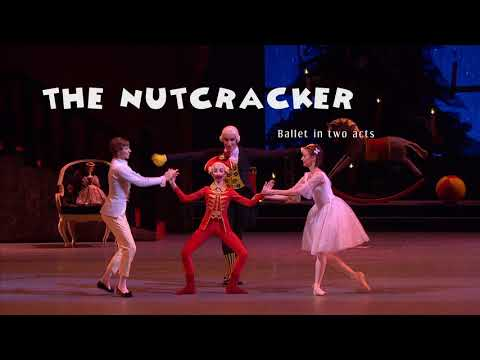 THE NUTCRACKER at Bolshoi
