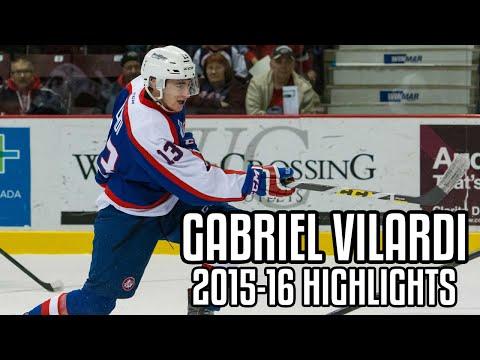 Gabriel Vilardi   2015-16 Highlights   Windsor Spitfires