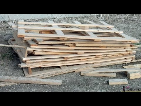 10  Easiest Diy Projects With Wood Pallets, You Can Build..