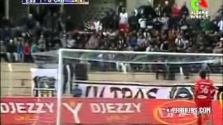 وفاق سطيف 1-0 شباب بلوزداد - هدف رائع من بوكرية
