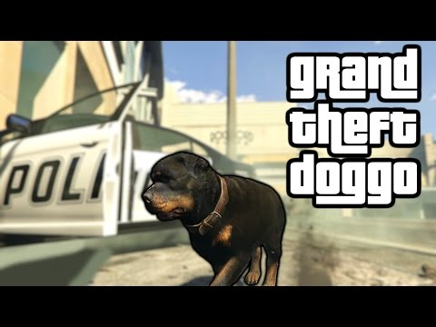 Grand Theft Doggo