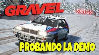 Vídeo Gravel