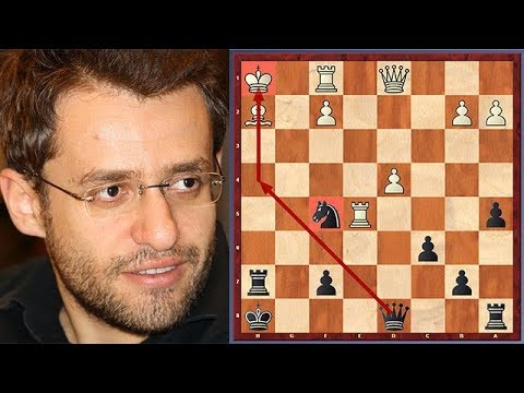 Levon Aronian Wins FIDE World Cup 2017