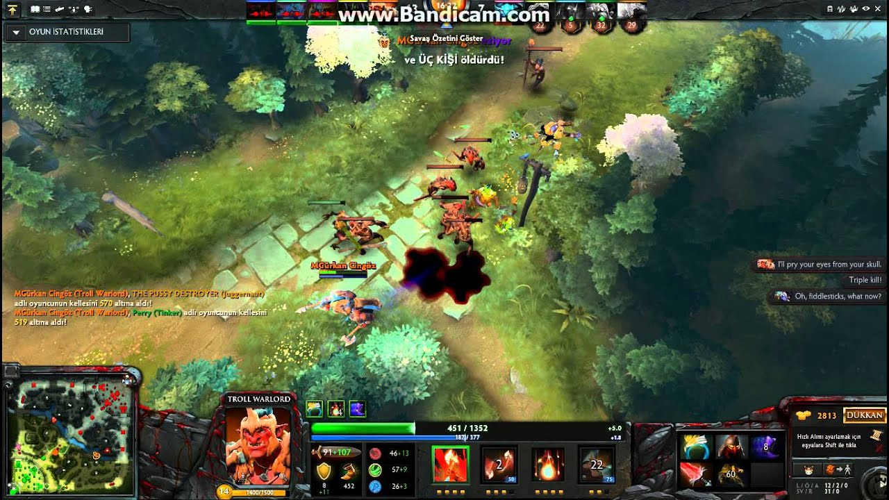 dota 2 5 vs 1 and victory youtube