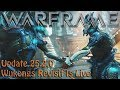 Warframe - Update 25.2.0 Wukongs Revisit Is Live