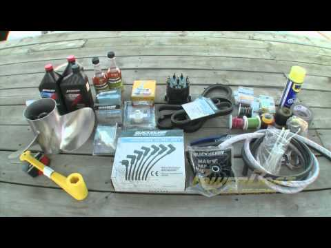 DIY My Boat: Essential Spares and Tools