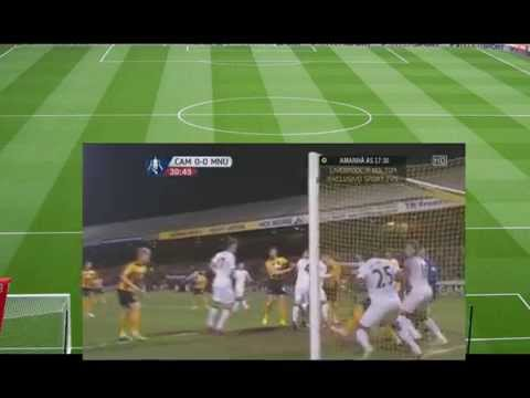 Cambridge United vs Manchester United (0-0) |  Highlights & All Goals | Full Matchs FA Cup