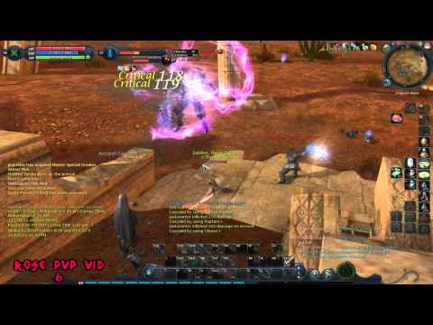 Infinite Aion Sin lvl 35 | Rose pvp video 6 twink