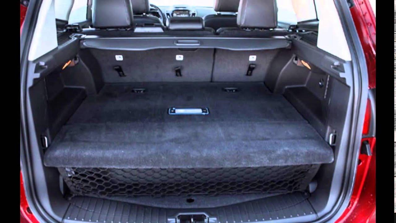 2016 Ford C Max Hybrid Interior YouTube