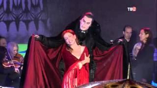Е. Газаева и И. Ожогин -