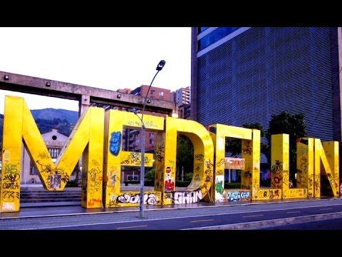 Camilo's Colombian Vacation pt 2 : MEDELLIN