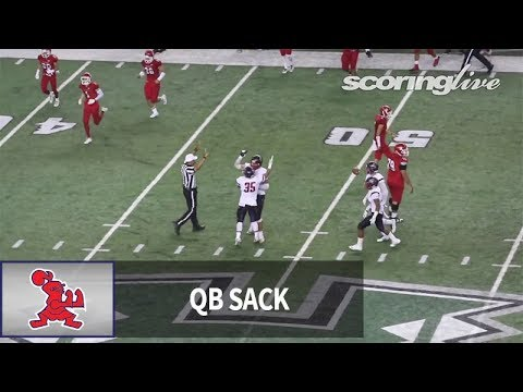 ScoringLive: Saint Louis vs. Kahuku - Faatui Tuitele, quarterback sack
