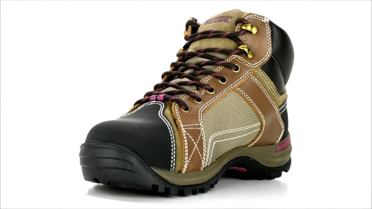 85f43c365d0 Women's Wolverine Steel Toe Hiker Work Boot W10349 @ Steel-Toe-Shoes.com