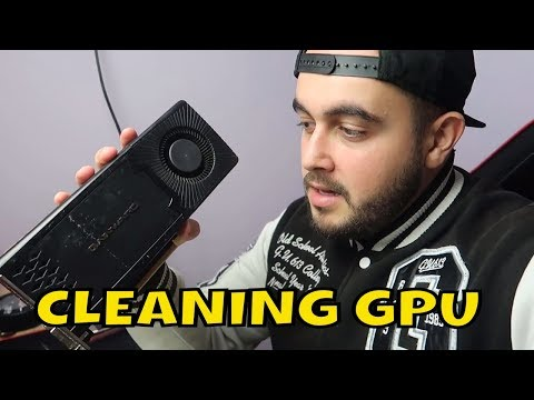 [TUTO] : CLEANING MY OLD GRAPHIC CARD NVIDIA GTX 970