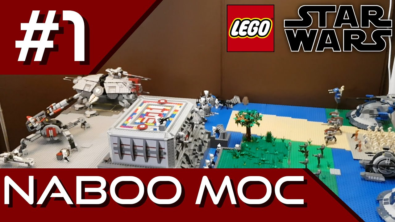 lego star wars haul  clone wars moc update  youtube