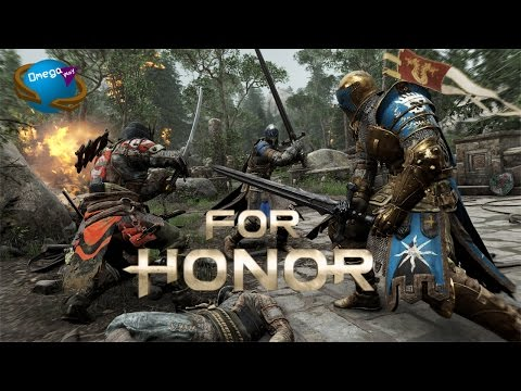 Jogando a Beta [For Honor] - Omega Play