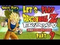 Let's Play DBZ Budokai HD: Part 9 | Grasshopper (The Devil Incarnate)