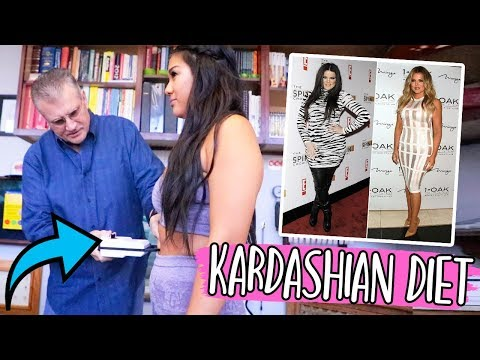 I Met The Kardashians Nutritionist and This Happened...