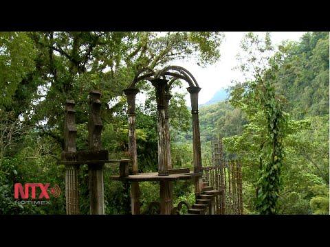 El jard n de los sue os en la huasteca potosina youtube for Bazzel el jardin de los secretos