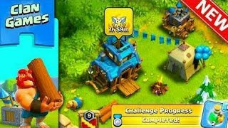 Clan games are back||clash of clans||In hindi||clan games