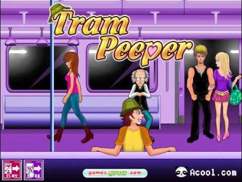 GAME TRAMPEEPER - GAME TỐC VÁY LÚC ĐANG HÔN