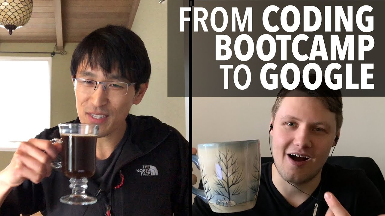 From coding bootcamp to Google (for software engineers)
